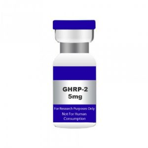 GHRP-2 5mg. USA MADE PEPTIDE, HIGHEST QUALITY AVAILABLE.